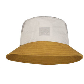 Buff Sun Bucket Hat, hak ocher